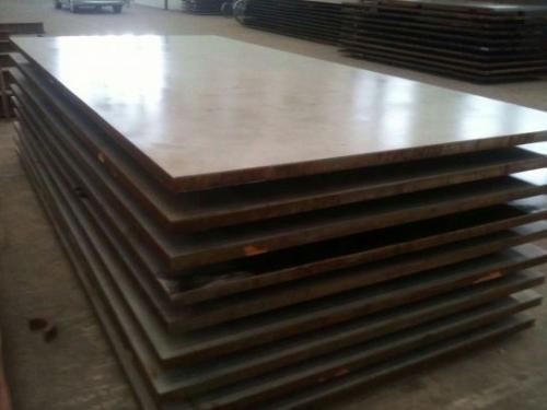 不锈钢板会被碱起泡吗?00Mo5不锈钢主要用作纯碱碳化塔的冷却管