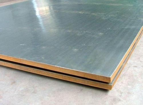 钛钢复合板的制作工艺