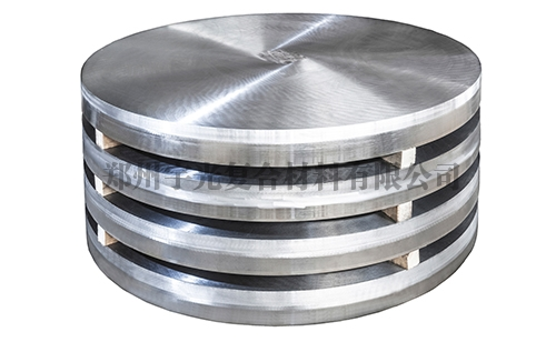 镍合金/钢复合管板