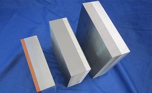 铜铝爆炸焊块