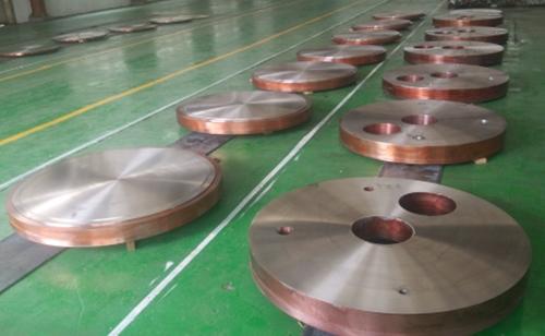 不锈钢/钢复合管板